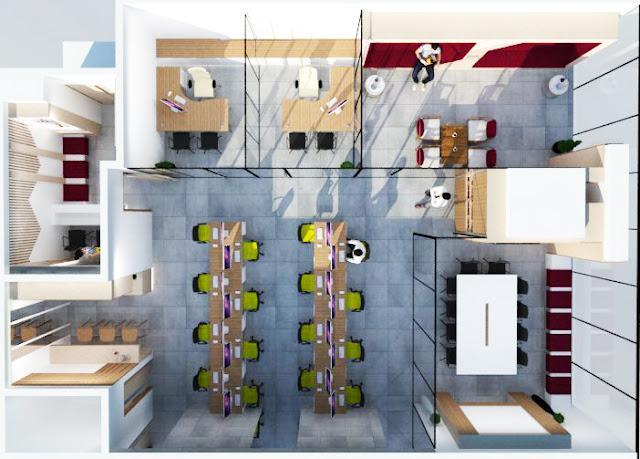 Hasil Desain  Oleh Team Arsitek Griya Bagus