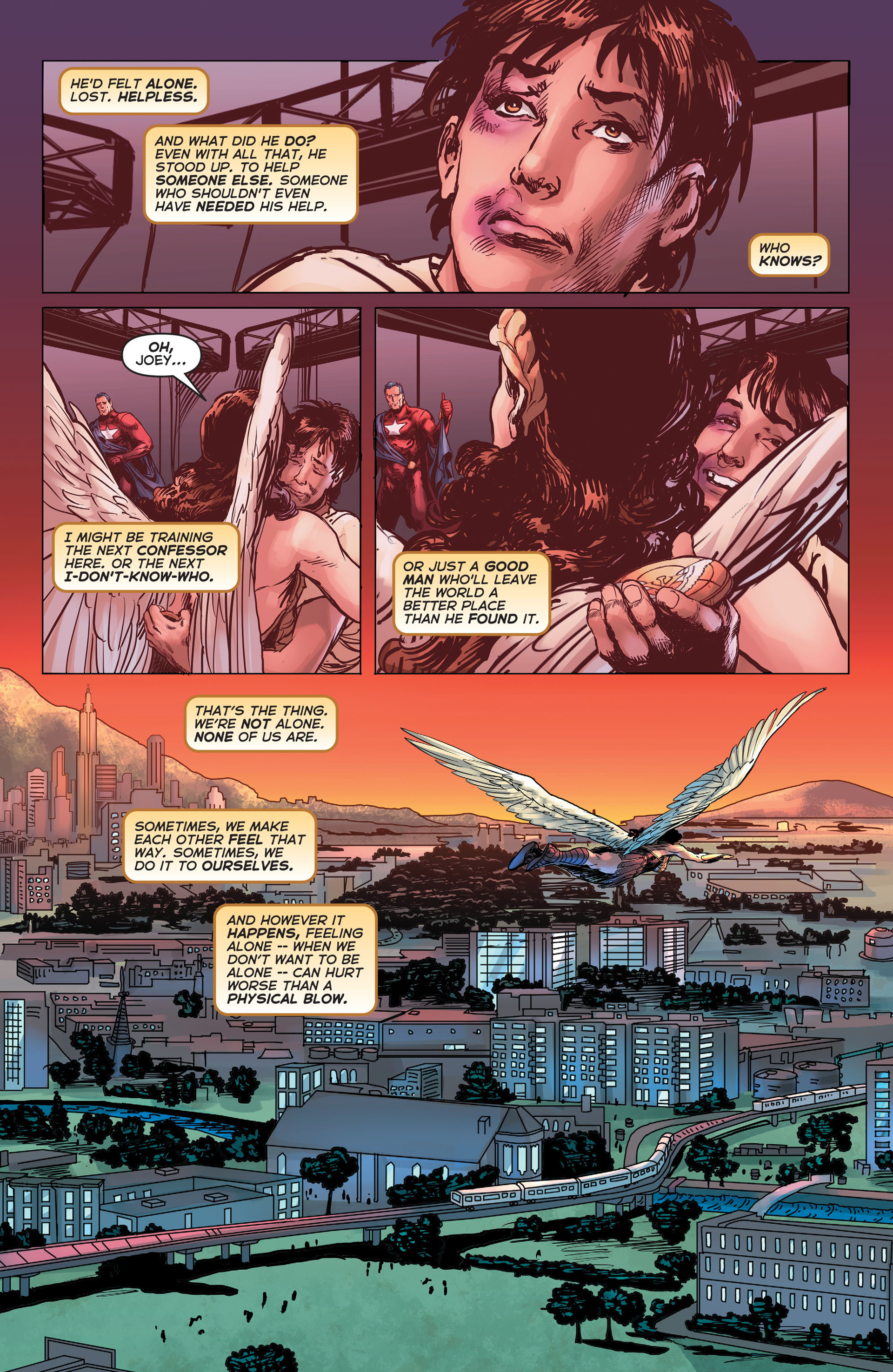 Read online Astro City comic -  Issue #10 - 24