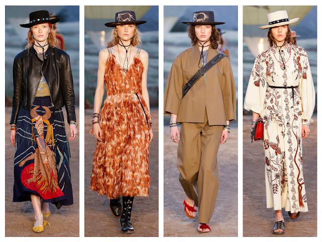 Christian Dior, Dior sauvage, coleccion crucero 2018, desfile, runway, Desfile Dior, crucero 2018, desfile crucero, July Latorre, Julieta Latorre, Asesora de Imagen, new look