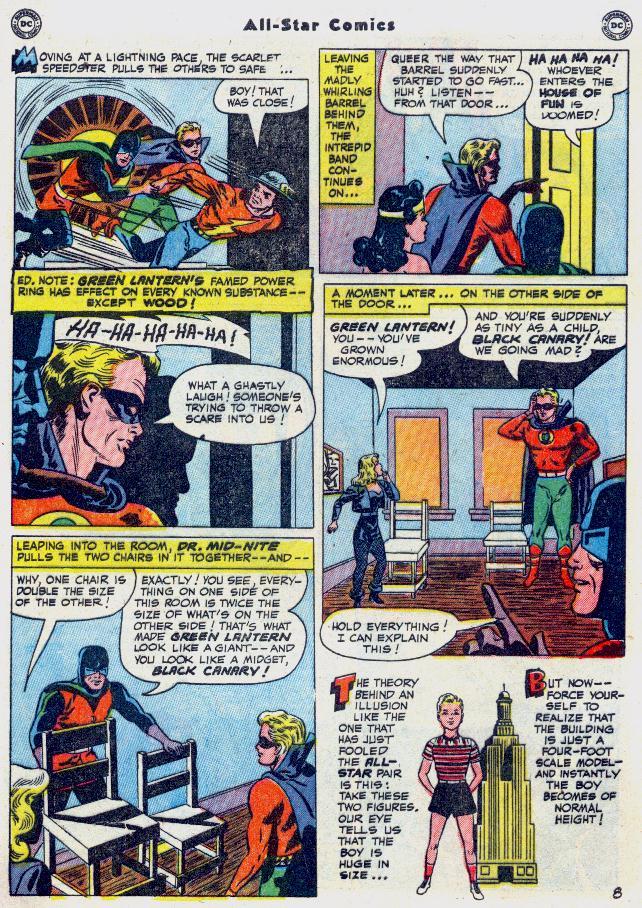 Read online All-Star Comics comic -  Issue #54 - 10