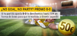 bwin No goal no party? Promo 0-0 bundesliga 24-26 febrero