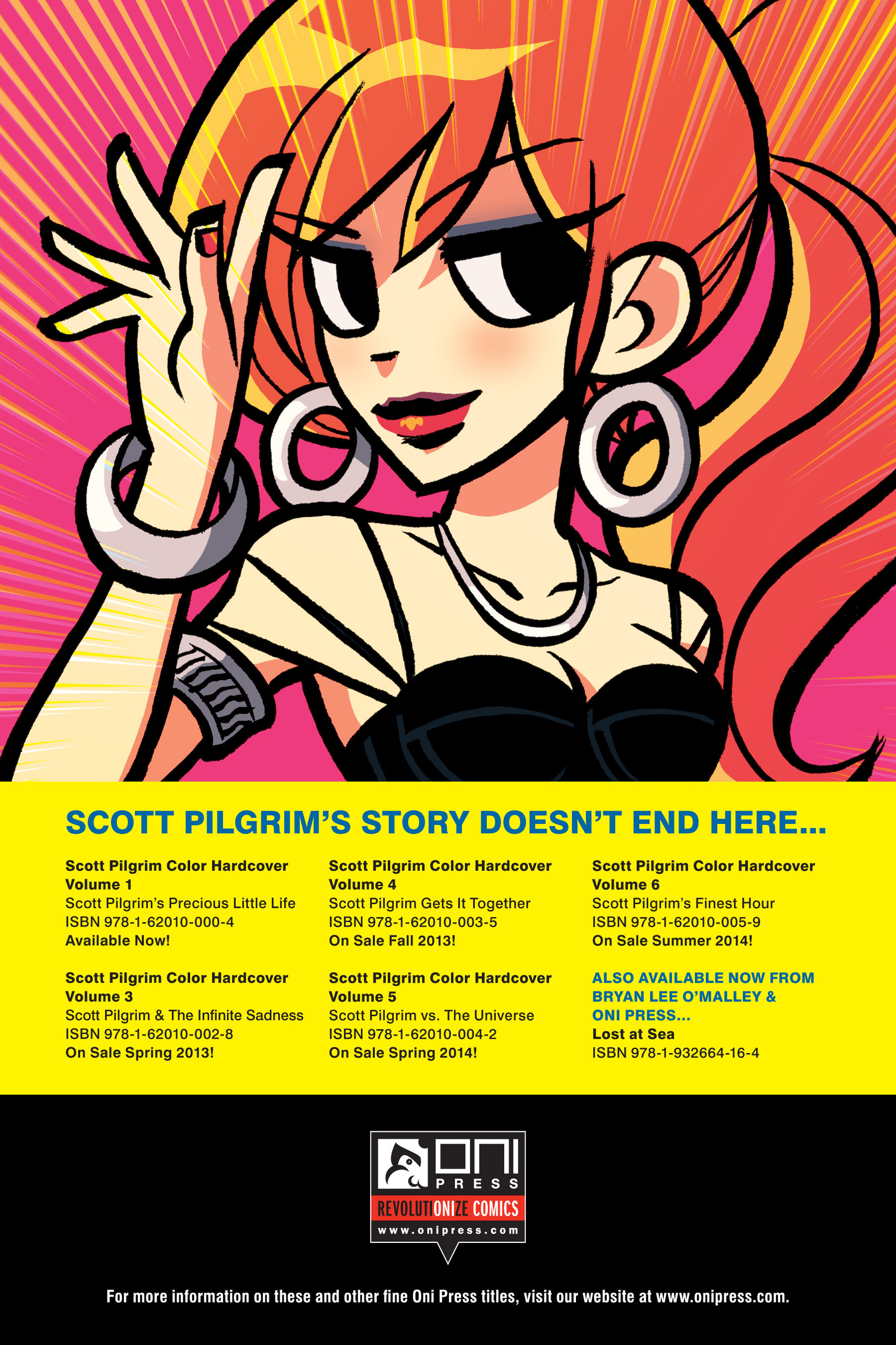 Read online Scott Pilgrim comic -  Issue #2 - 204