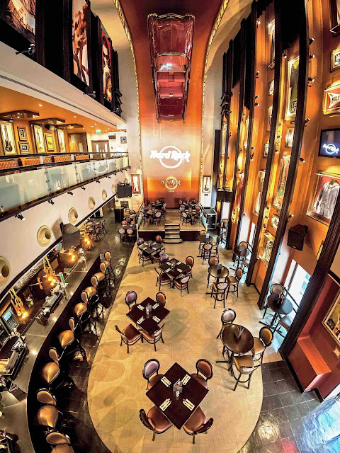 HARD ROCK INTERNATIONAL ESCOLHE OPENTABLE COMO PARCEIRO OFICIAL DE RESERVAS
