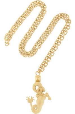 Zodiac Jewellery Blog Aries Necklace