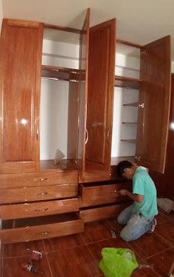 Closet para dormitorio en Lima
