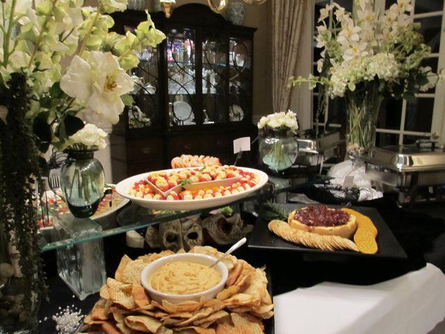 Fresh Ideas... : Engagement Party Appetizer Menu