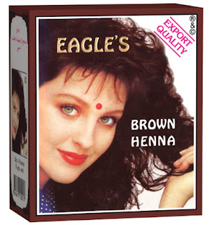 Eagle's Henna Hair Coloring