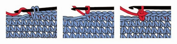 cómo se hace el tapestry crochet