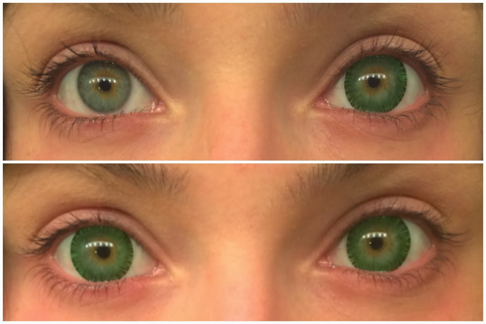 Bigger Eyes Media Vassen Glamorous Green Circle Lens Review