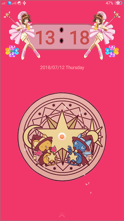 Oppo Theme: Oppo Card Captor Sakura