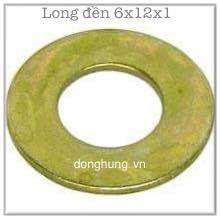 Long đền 6x12x1