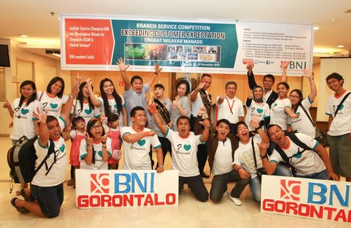 Alamat Lengkap Bank BNI Di Gorontalo