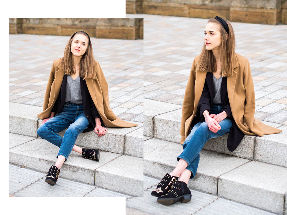 glasgow-fashion-blogger-outfit-inspiration-camel-coat-mum-jeans-headband