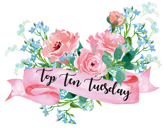 Top Ten Tuesday: Favorite Quotes