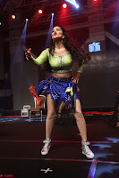Sunny Leone Dancing on stage At Rogue Movie Audio Music Launch ~  155.JPG