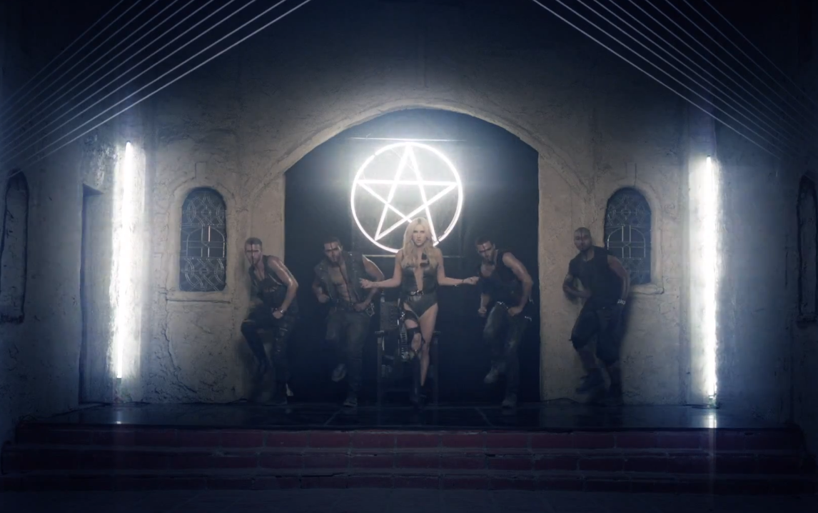 Inside by the Music: VIDEO PREMIERE: Ke$ha 'Die Young'