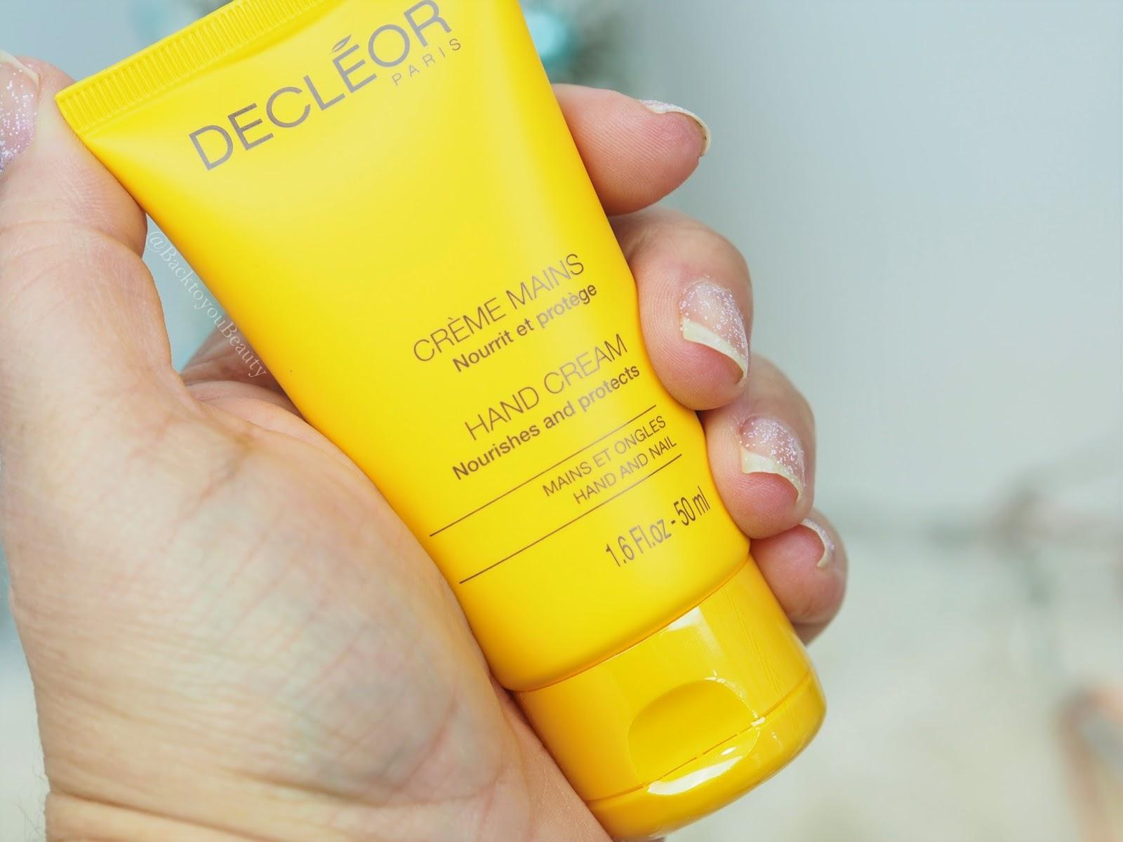 Decleor Aroma Confort Hand Cream