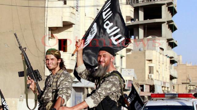 Serangkai ISIS Yaman Dan Suriah
