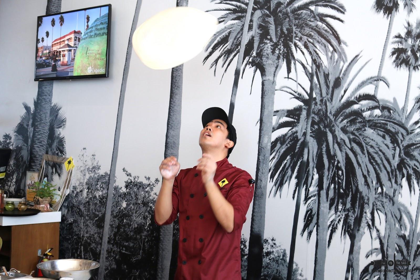 California Pizza Kitchen Palm Tree California Pizza Kitchen Pizza Wars 2016  Food In The Bag