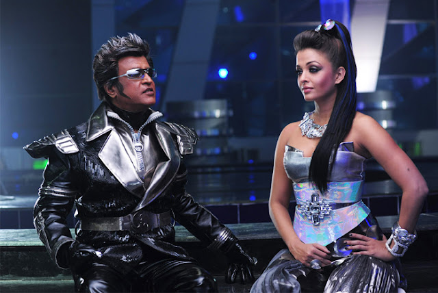 Robot2.0 2nd Day Box Office Collection