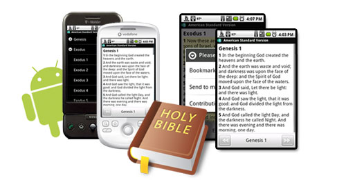 Best Bible Applications for Android
