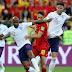 Αγγλία – Βέλγιο 0-1