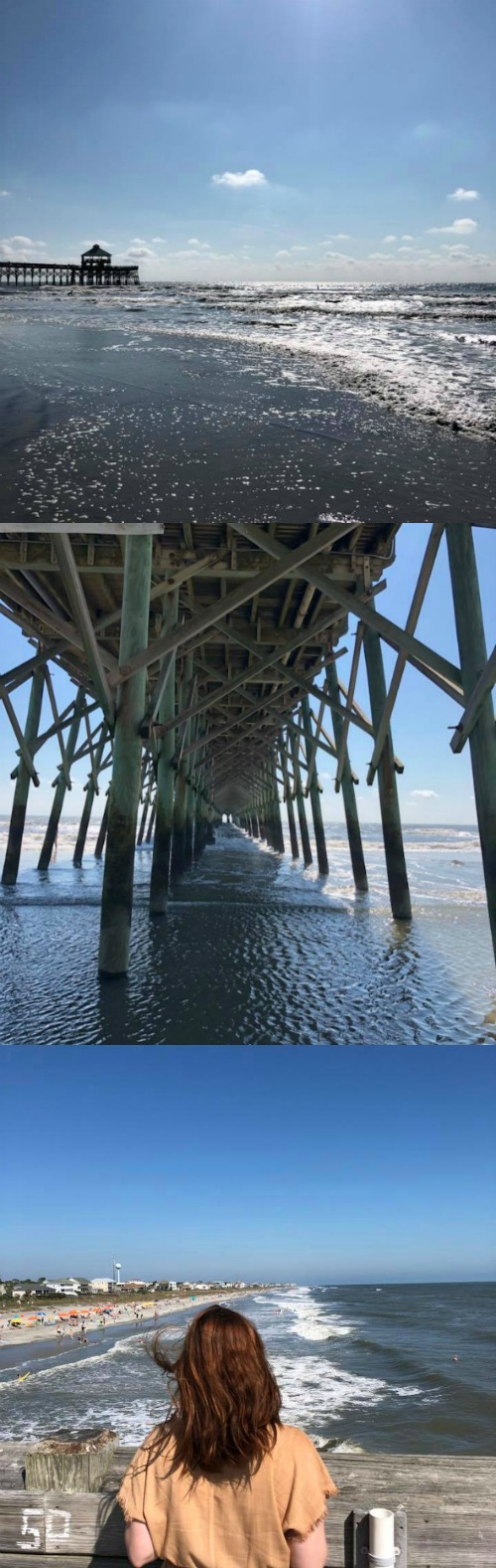 Folly Beach Pier Charleston SC
