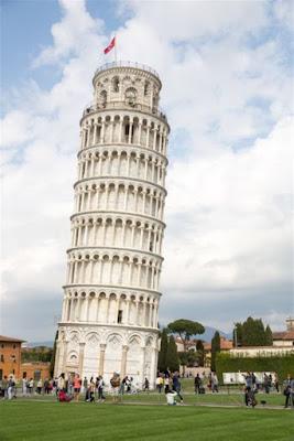 Ο Πύργος της Πίζας είναι... αντισεισμικός