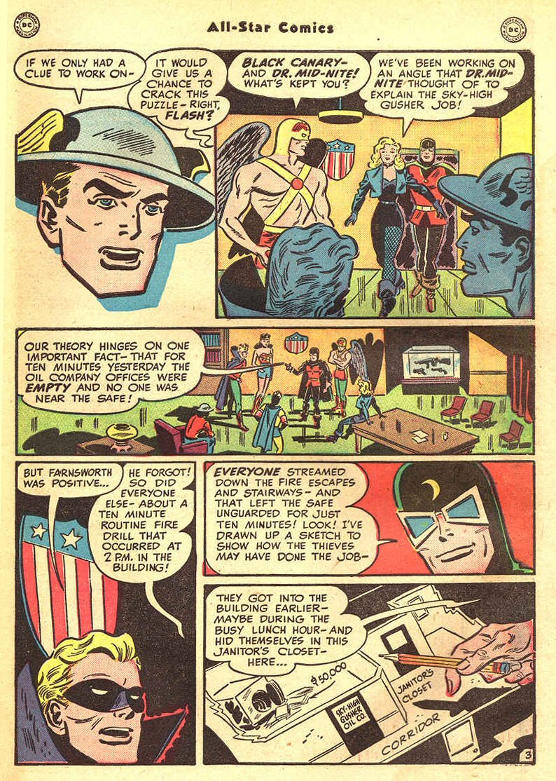 Read online All-Star Comics comic -  Issue #46 - 5
