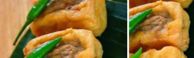Resep Tahu Bakso Sehat dan Halal