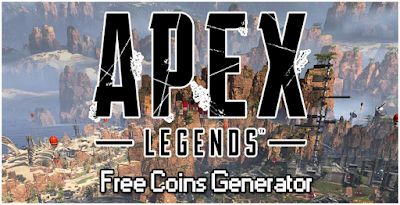 Apex Legends Hack Free Apex Coins and Legend Tokens