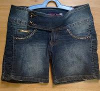 shorts jeans Biotipo tam 40