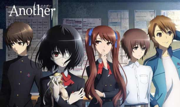 Anime Mystery Terbaik - Another