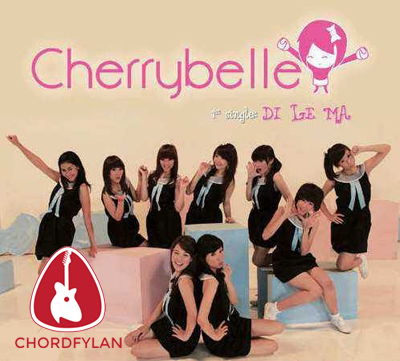 Lirik dan chord Dilema - Cherrybelle