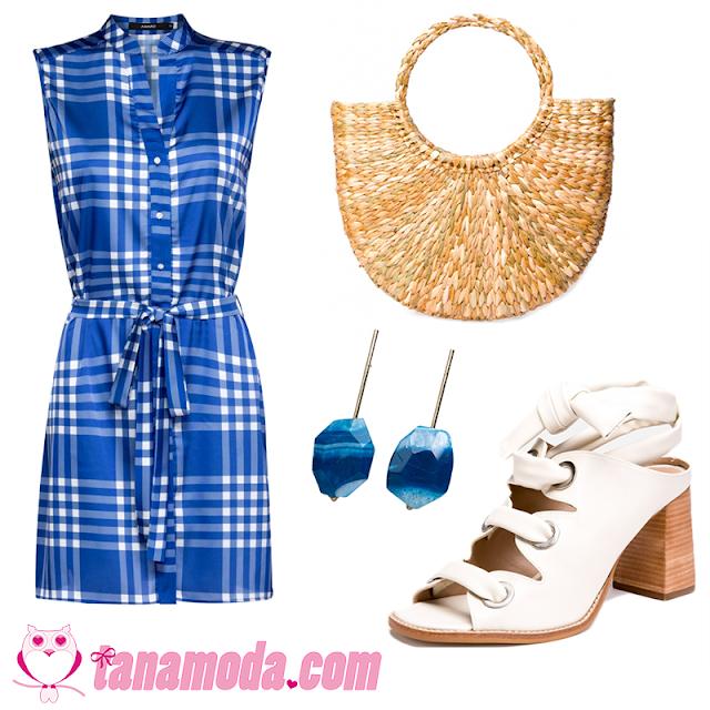Look Azul para o Reveillon - SAÚDE