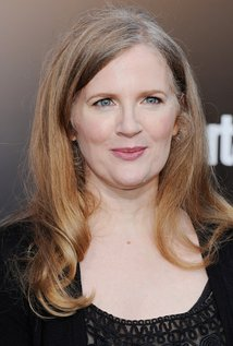 Suzanne Collins. Director of The Hunger Games