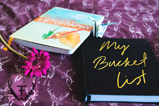My Futer Listography, Briefe an mich selbst, Bucketlist, Hirschbettwäsche