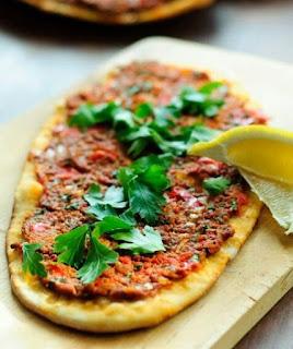 طريقة البيتزا التركية