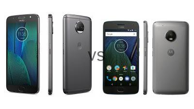 Moto G5S Plus vs Moto G5 Plus