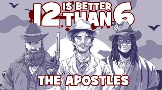 Free Download 12 is Better Than 6: The Apostles PC Game