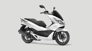 Honda PCX q50 tahun 2014 CBU