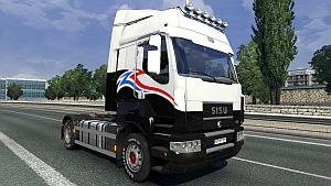 Sisu truck mod 1.1