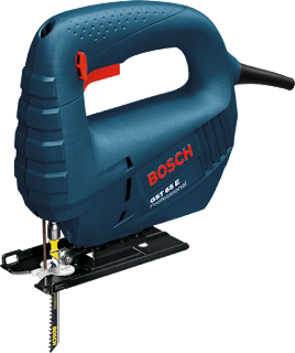 Máy cưa lọng Bosch GST 65 E