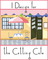 So Happy to be Designing for The Cutting Cafe!