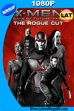 X-Men: Días del Futuro Pasado: The Rogue Cut (2014) Latino HD 1080P ()