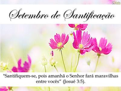Setembro de Santificação