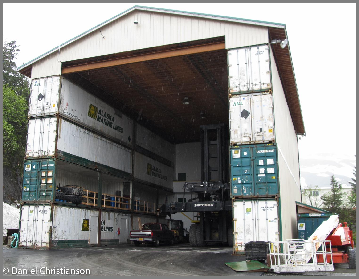 Cargotecture By Aml Terra Incognita