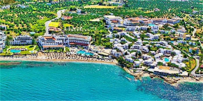 Villaggi turistici Creta - Grecia