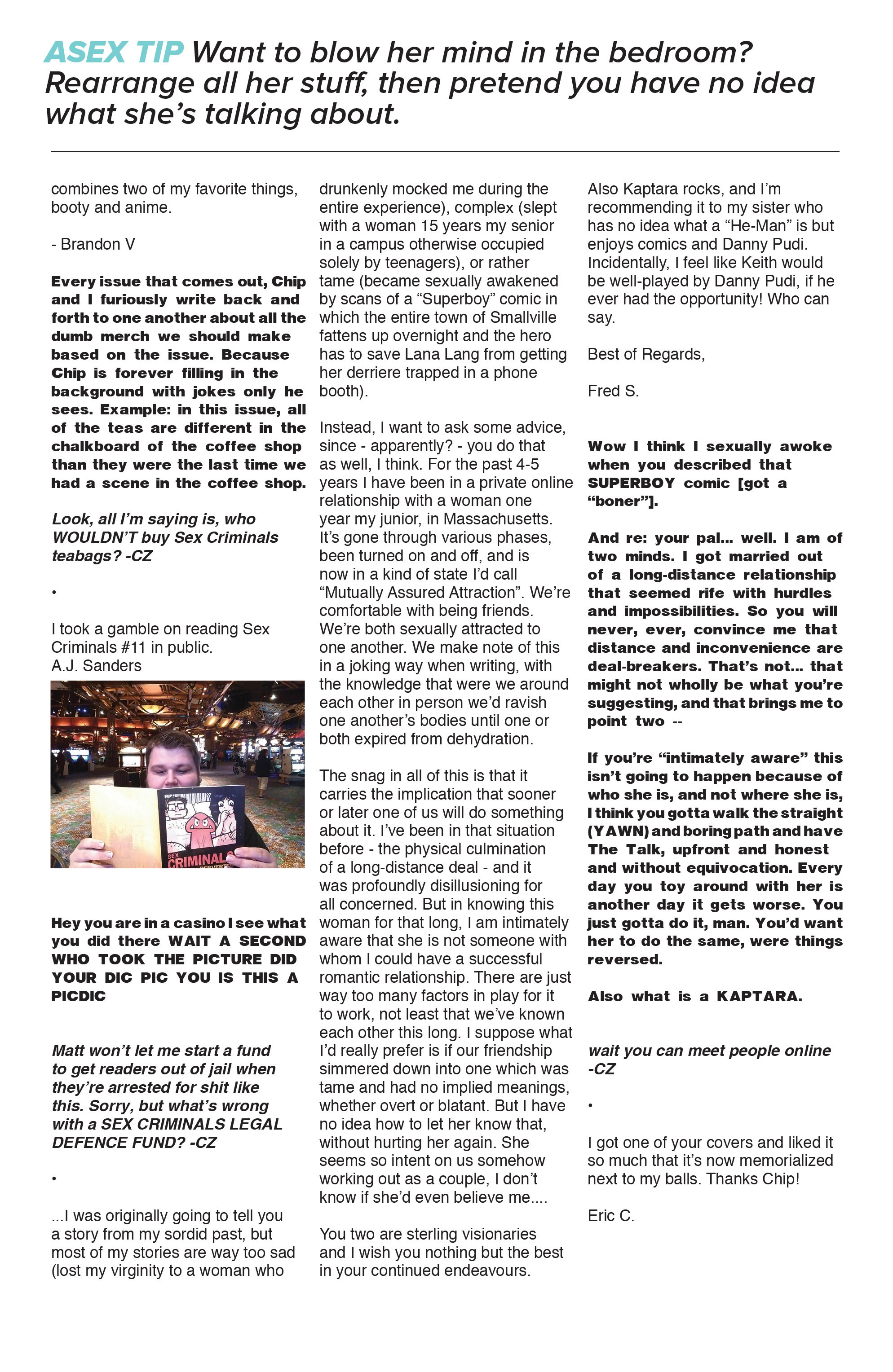Read online Sex Criminals comic -  Issue #13 - 26