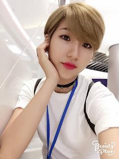 Gái xinh facebook hot girl Bạch My (Truy Kích)